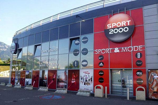 Magasin SPORT 2000 AMANCY / LA ROCHE SUR FORON