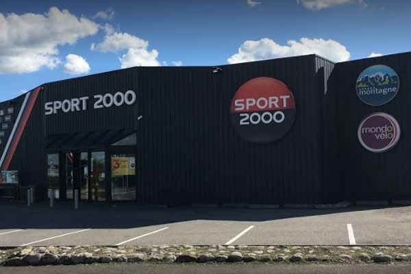 Magasin SPORT 2000 ANTHY-SUR-LÉMAN