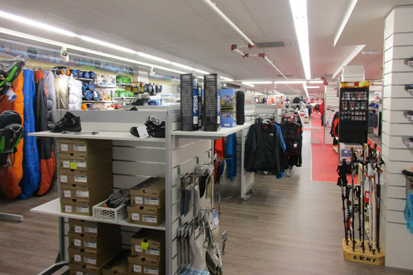 Magasin SPORT 2000 ST CLAUDE