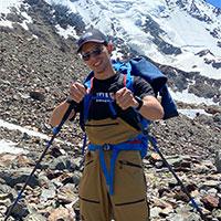 Tom, expert Espace Montagne Francheville